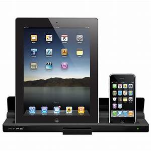 Dockingstation Ipad Und Iphone : hype dual dock charger for iphoen and ipad adapter included black tvs electronics ~ Markanthonyermac.com Haus und Dekorationen