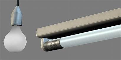 Tube Bulb Fluorescent Low Tris Poly Prop