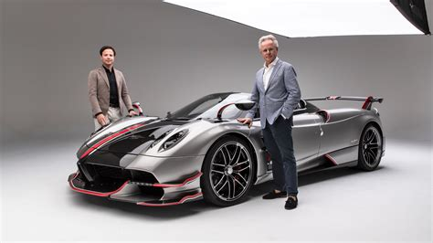 Последние твиты от horacio pagani (@horaciopagani). Pagani: Don't Rule Out an SUV and Manuals Will Return