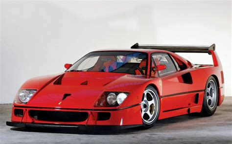 Ferrari F40 LM Red 1:18 | Looksmart Models