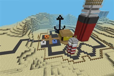 bikini bottom city creation minecraft pe maps