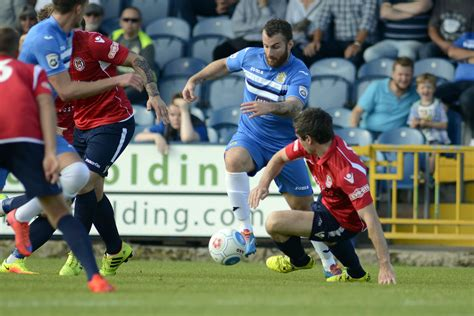 Stockport County V Hyde United – South Manchester News