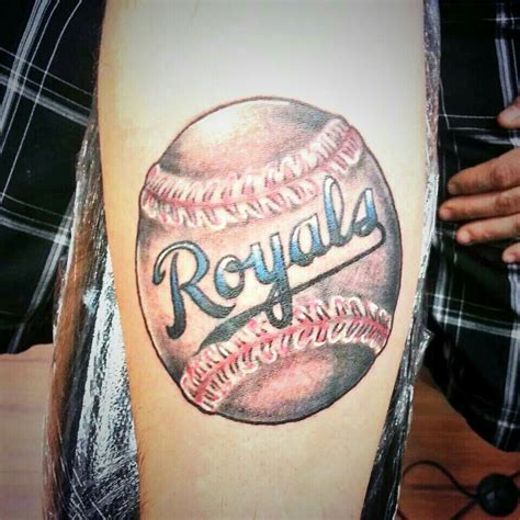 kansas city royals tattoo tattoos pinterest tattoo