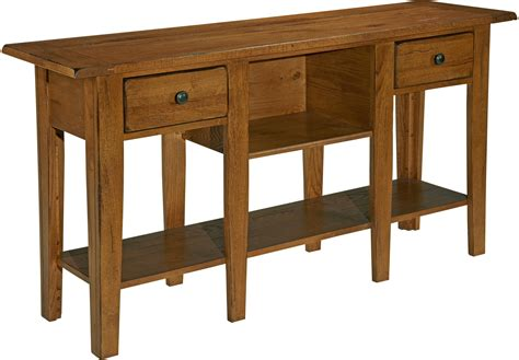 broyhill attic heirlooms sofa table 3397 09s