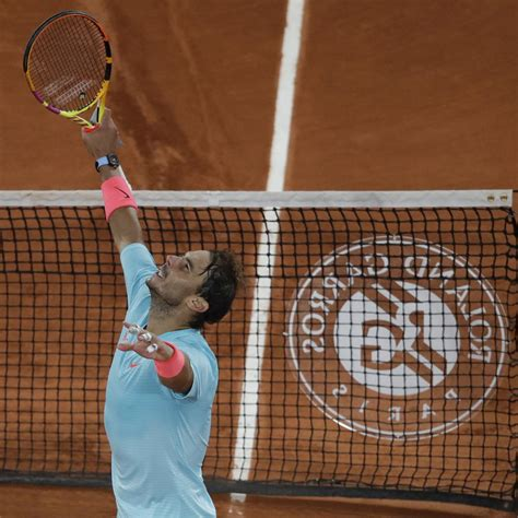 French Open 2020 Men's Semifinal: TV Schedule, Start Time ...