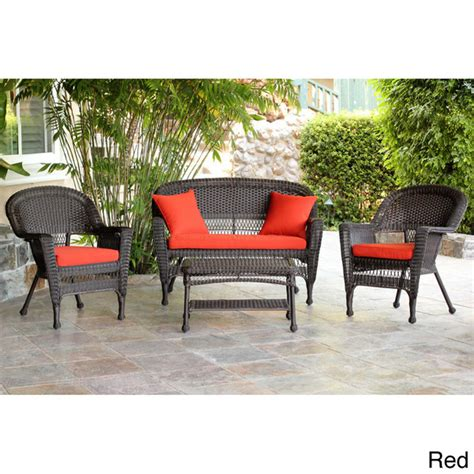 4 wicker patio set newsonair org