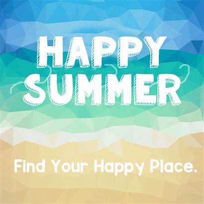 Summer Happy Beach Vacation Students Cards Counselor
