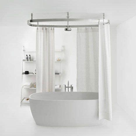 cooper shower curtain rail from agape design freshome