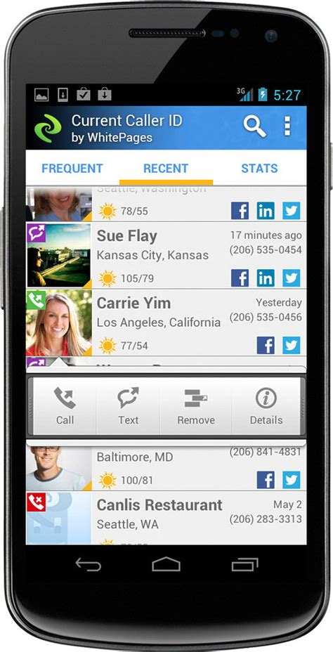 iehp phone number android app combines social networking phone calls