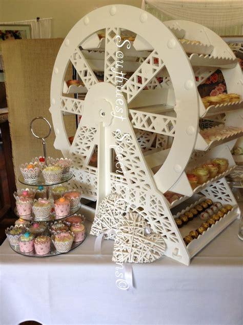 ferris wheel candy cart  totally