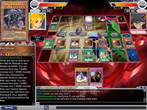 Yu Gi Oh Gx Duel Academy Play Free Online Games