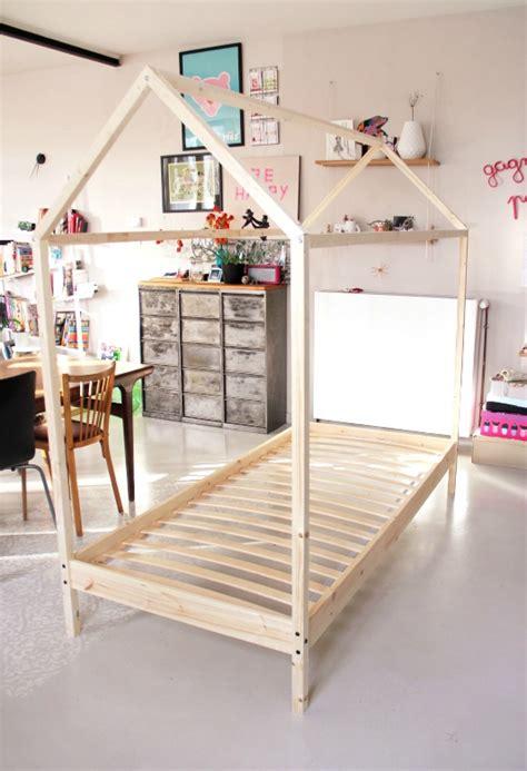 chambre d ado fille 12 ans diy le fameux lit cabane tête d 39 ange