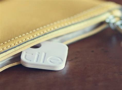 Tile Tracking Device by The Tile Finally Gets Device Tagging And Tracking Right