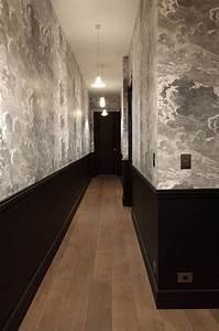 Peindre Un Couloir : am nager un couloir nos bons tuyaux blog ma maison mon ~ Dallasstarsshop.com Idées de Décoration