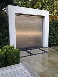 water wall fountain Water Feature Gallery - Water Feature Specialists