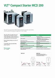 Danfoss Soft Starter Wiring Diagram