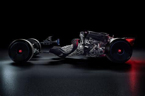 In 1987, romano artioli breathed new life into the bugatti brand. Bugatti Bolide: hypercar for the track has 1825bhp   CAR ...