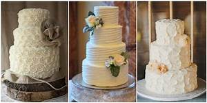 Types of Wedding Cake Frosting - What Are Your Options