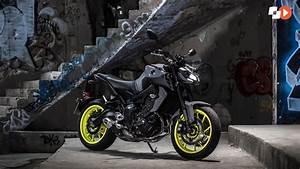 Yamaha Mt09 2017 : yamaha mt 09 2017 prueba opini n y detalles motofan ~ Jslefanu.com Haus und Dekorationen