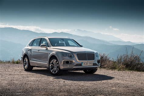 Bentley Bentayga Fastest, Most Luxurious Suv, For A While