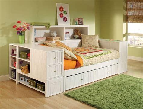 cody bookcase daybed  trundlestorage drawer