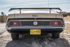 THE STREET PEEP: 1971 Ford Mustang Mach 1