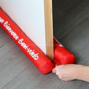 Coussin Bas De Porte : coussin bas de porte double bourrelet rouge herm s ~ Melissatoandfro.com Idées de Décoration