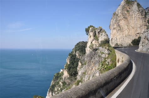 5 Reasons Your Next Trip Should Be To The Amalfi Coast