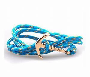 Bracelet Homme Marque Italienne : bracelet homme ancre marque ~ Dode.kayakingforconservation.com Idées de Décoration