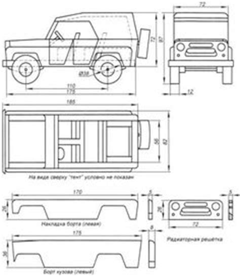 wooden jeep plans childrens wooden toy plans  projects juguetes de madera