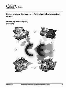Grasso Compressor Operators Manual