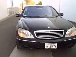 Mercedes Classe A 2001 : 2001 mercedes benz s class youtube ~ Medecine-chirurgie-esthetiques.com Avis de Voitures