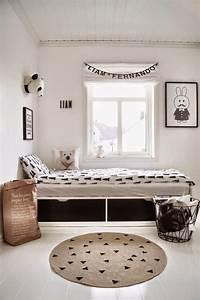15 Chambres D39enfants En Mode Black And White Billie Blanket