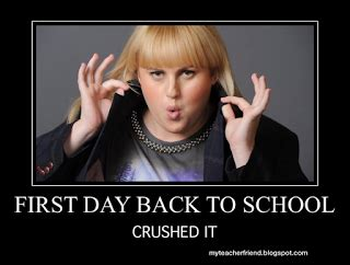 First Day Of School Funny Memes - my teacher friend back to school memes that you will heart it s all about teacher humor