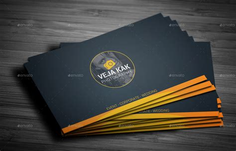 Photography Business Card By Vejakakstudio Business Cards Online Management Coutts Make Free With Logo Unique Size Dj Samples Uncoated Uk Staples Regina Print Home Edge Gilding