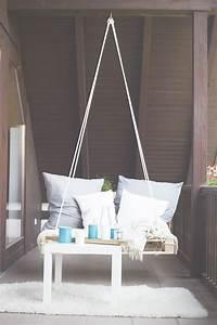 Schaukel Für Balkon : palettenm bel kreativliebe ~ Lizthompson.info Haus und Dekorationen