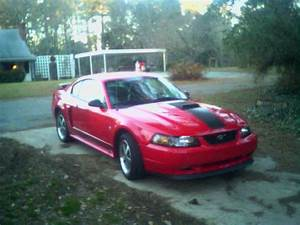 2003 Ford Mustang Mach 1 1/4 mile trap speeds 0-60 - DragTimes.com