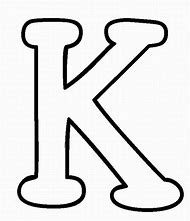 Best Letter K Coloring Pages Ideas And Images On Bing Find What