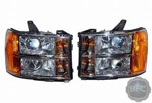 2015 Sierra Headlights Hid Wiring