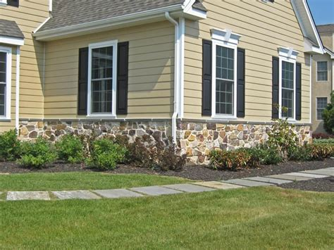 pin  teresa   home exterior ideas   stone