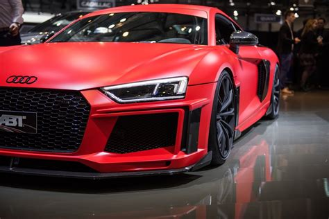 2017 Audi R8 V10 By Abt Sportsline