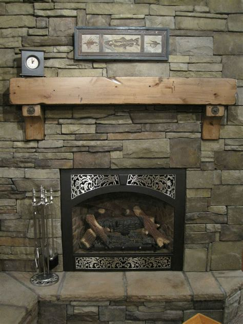 Fireplace Mantel Corbels by Rustic Vintage Fireplace Mantel Shelf Antique Bolts