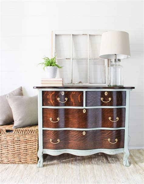 Cottage Style Furniture Cottage Style Dresser In Fusion Mineral Paint S Inglenook