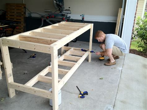 billy easy workbench designs  wood plans  uk ca