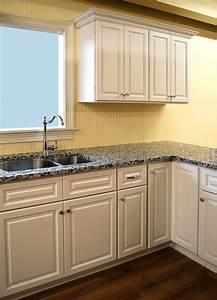 Newport, White, Kitchen, Cabinets