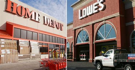 Home Dopt by Cramer On Lowe S Vs Home Depot I M Changing My Opinion