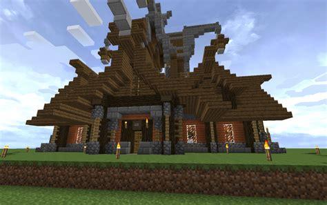 viking mansion creation