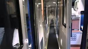 tour of amtrak viewliner car with accessible bedroom bedroom and roommettes