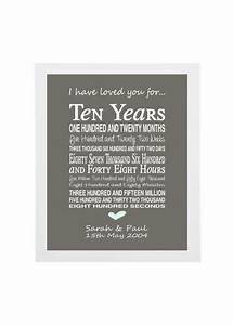 10 yr wedding anniversary gifts for her gift ftempo With 10 year wedding anniversary gifts for men
