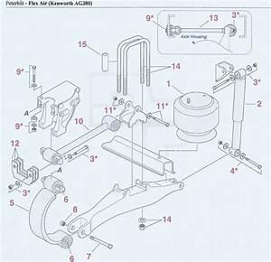Peterbilt Suspension Schematic Guide